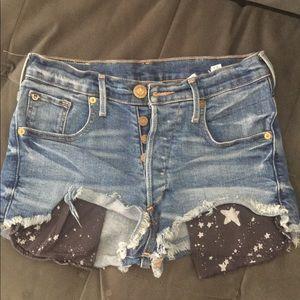 True Religion Jeans Shorts